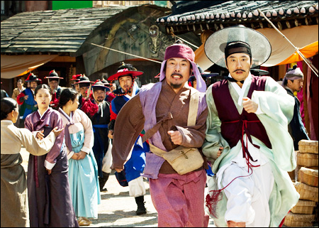 Detective K' to open in N. American theaters