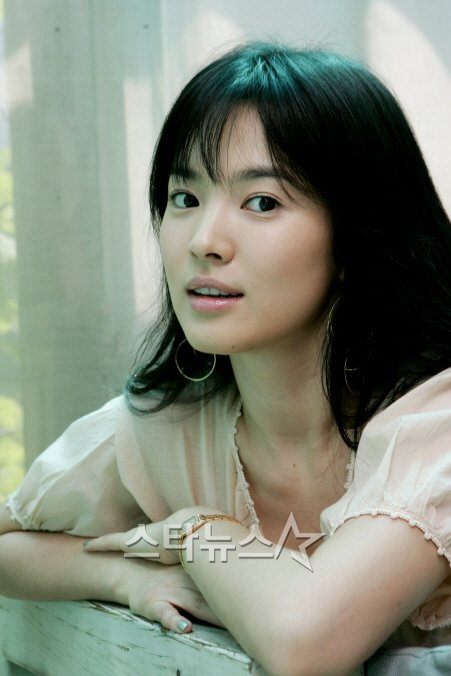 Song Hye-kyo finished filming