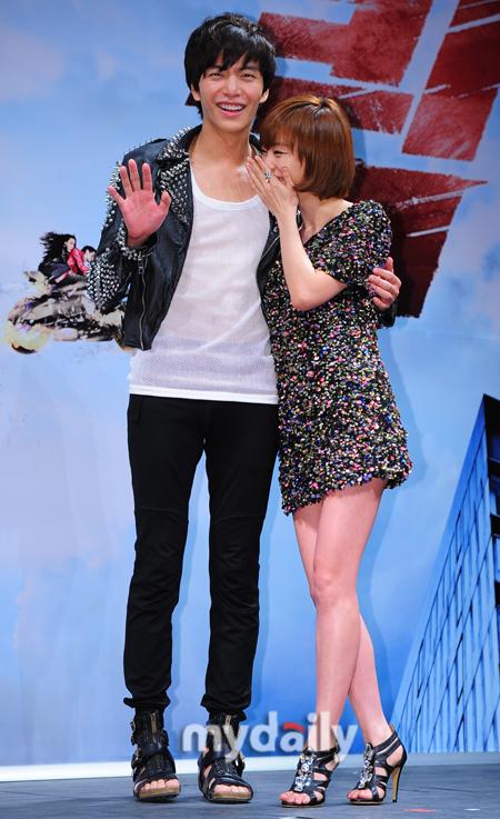 md photos quothaeundae couple lee minki and kang yewon