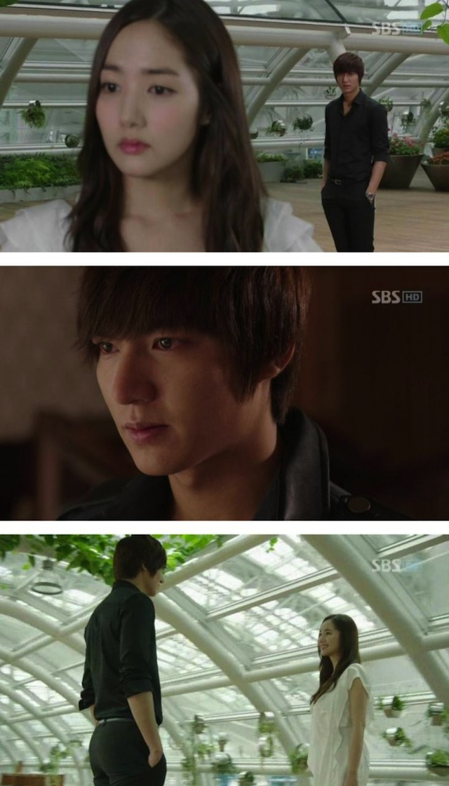 Spoiler] Added episode 20 pictures for the Korean drama