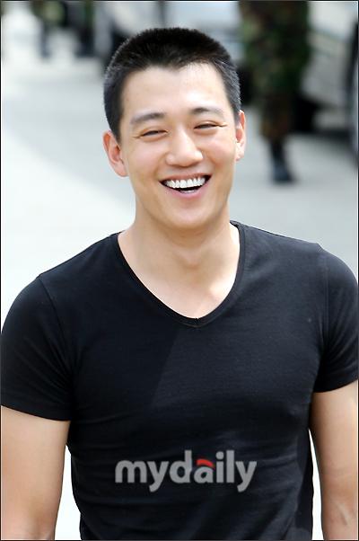 Kim Rae-won discharged today