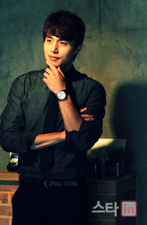Four Words That Surround Lee Dong Wook Interview