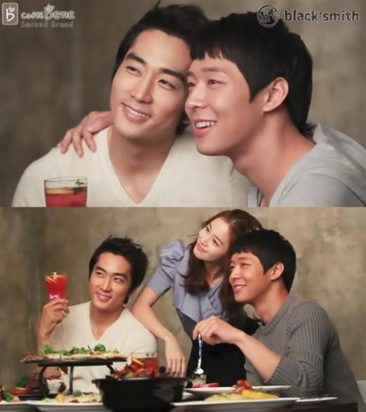 Song Seung-heon, Kim Tae-hee and Micky Yuchun @ HanCinema ...