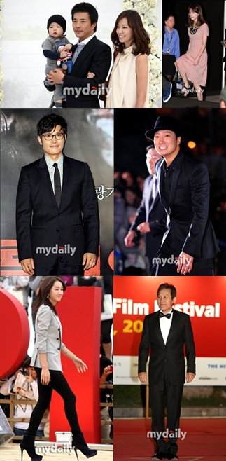 Yoo Ji-tae and Kim Hyo-jin's wedding should bring the Awards