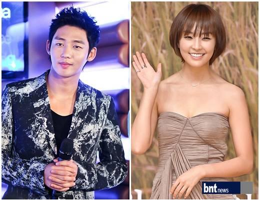 Han ji Min Boyfriend Yuchun And Han Ji-min