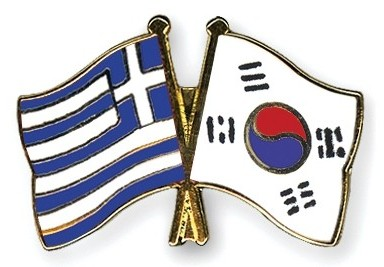 Greece and Korea friendpins