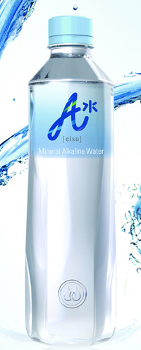 A Man Who Sells Quot Healthy Water Quot Quot Eisu A水 Quot Makes Inroads