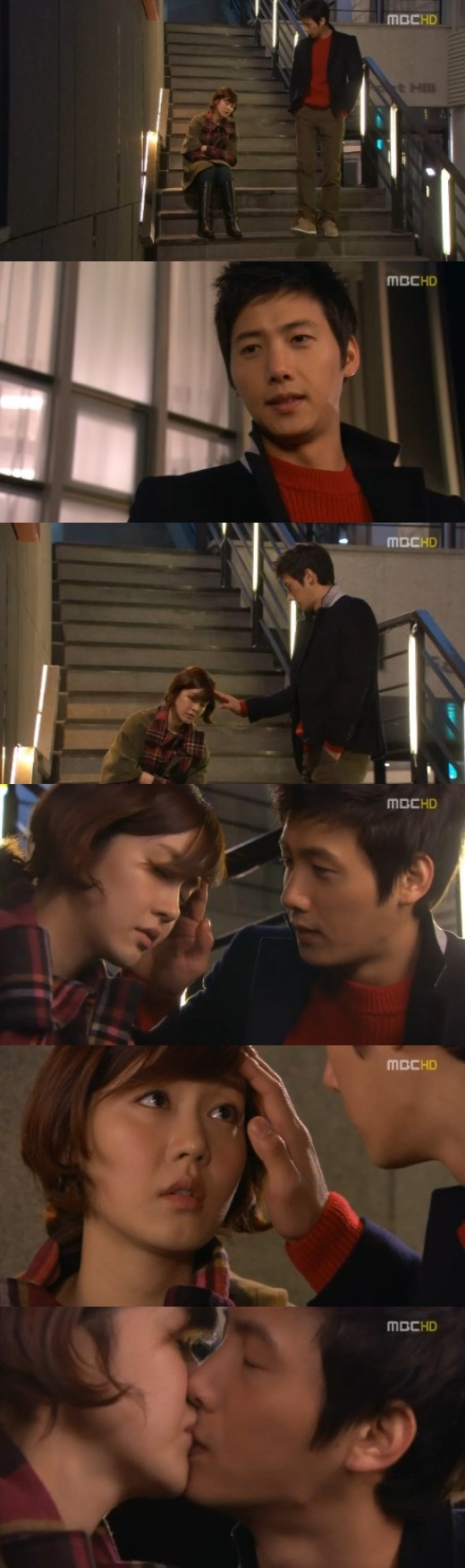 spoiler quotfeast of the godsquot lee sangwoo kisses sung yu