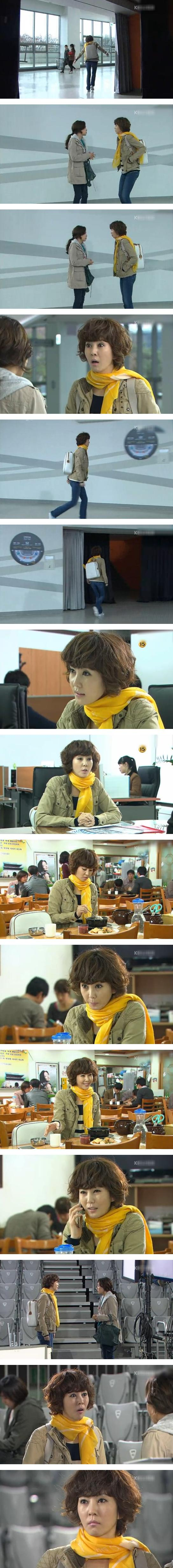 "Added episode 8 captures for the Korean drama "" My Husband Got a"