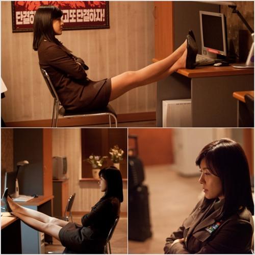 Sexy Slim Legs of Ha Ji Won are Stunning - Drama Haven