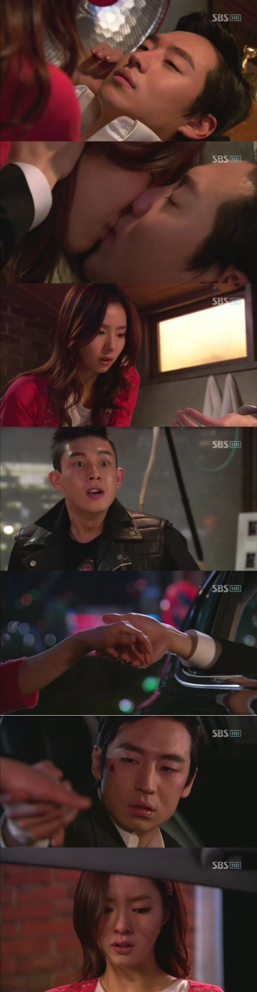 Fashion King Feels No Ratings Effect From Lee Je Hoon And Shin Se Kyung S Kiss Drops 1 4