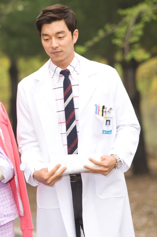 gong yoo drama doctor