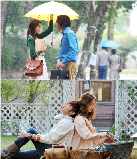 """Love Rain"" exported to Asia and Europe @ HanCinema :: The ..."