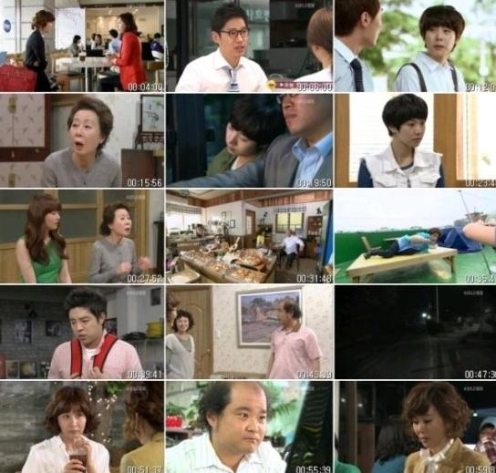 "28 captures for the Korean drama "" My Husband Got a Family "" (2012"
