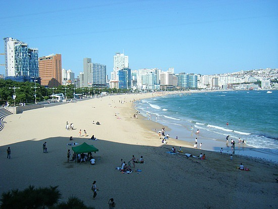 Haeundae Beach Hotels The Best Beaches In World