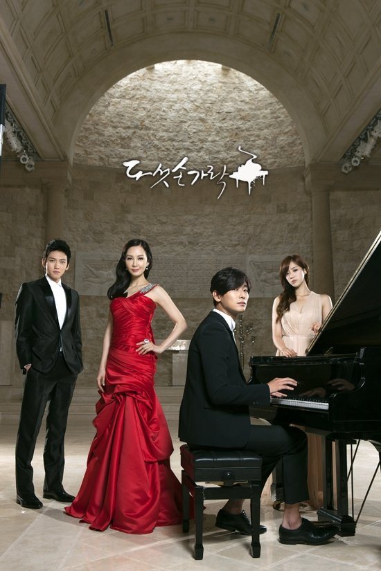 Five Fingers / 2012 / G�ney Kore / Online Dizi �zle
