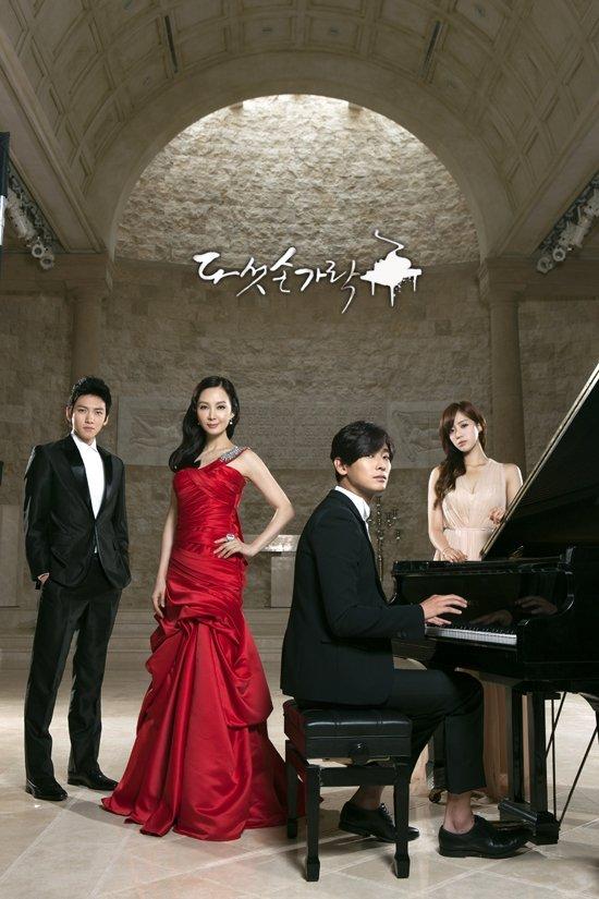 Five Fingers / 2012 / Güney Kore / Online Dizi İzle