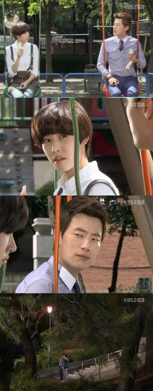 jo yoon hee and lee joon dating simulator