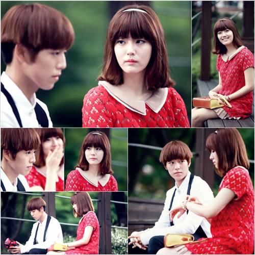 Lee Hyun Woo And Nam Ji Hyun