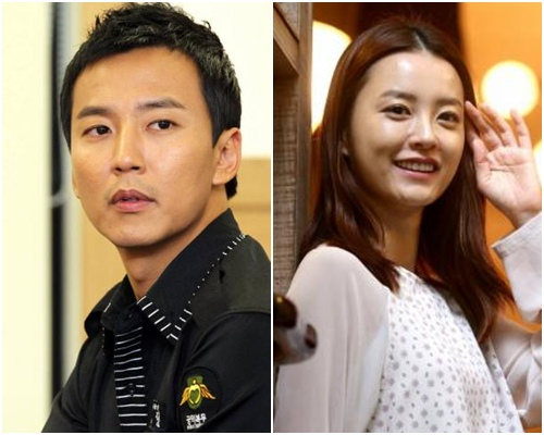 gil and park jung ah dating after divorce