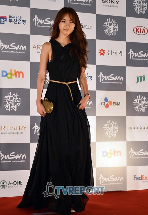 Busan 17th Film Festival Red Carpet Actresses