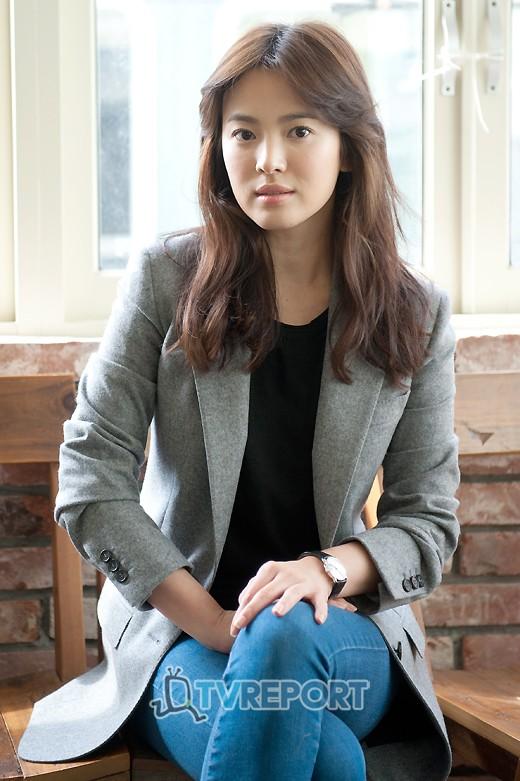 Song Hye-kyo's quiet Korean love