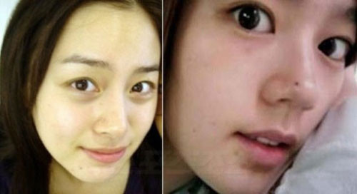 kim taehee vs han gain naked face hancinema the