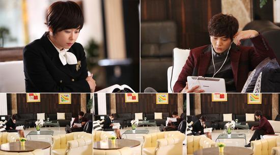 Choi kang hee joo won dating