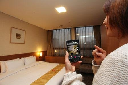 Smart Room Service At Skypark Central Hotel Hancinema