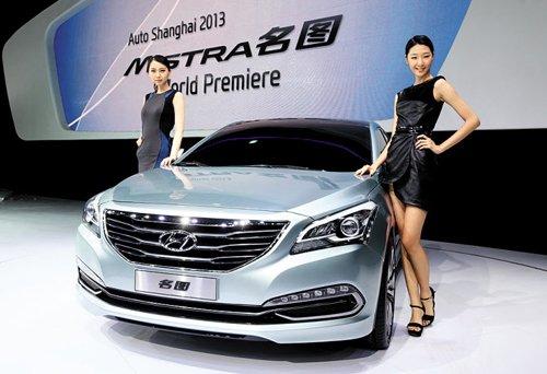 Shanghai Auto Show Boasts 111 New Cars Hancinema The