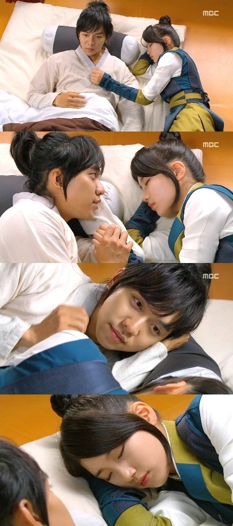 spoiler gu family book lee seung gi and suzy s first night