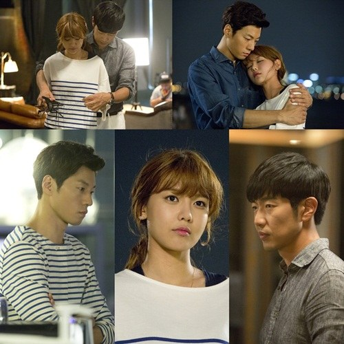 The three way relationship between lee jong hyuk choi soo young and