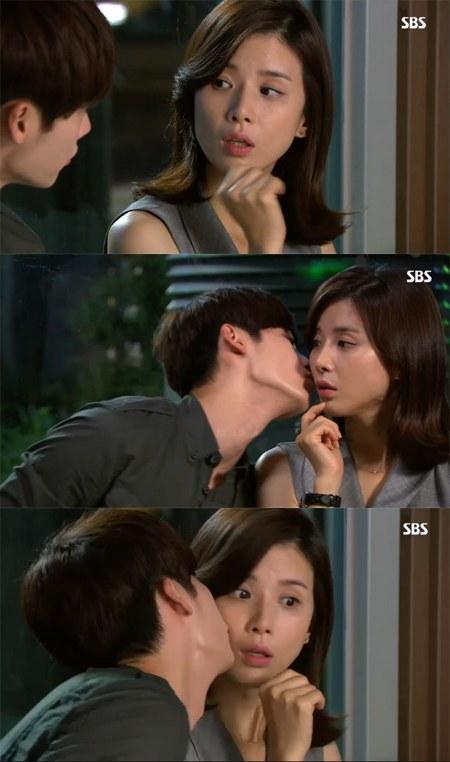 i hear your voice korean drama kiss - photo #19