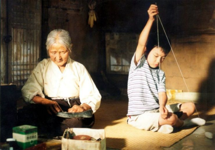 The Way Home (2002 film) The Way Home Korean Movie 2002 HanCinema The