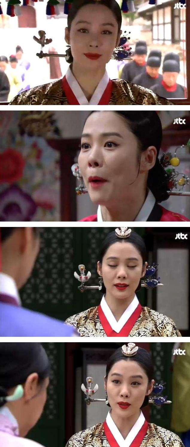 added episodes 35 and 36 captures for the korean drama cruel palace