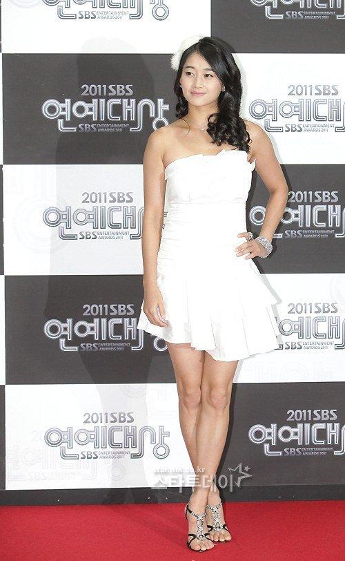 Tae Mi (태미, Korean actress, taekwondo athlete) @ HanCinema :: The Korean Movie and
