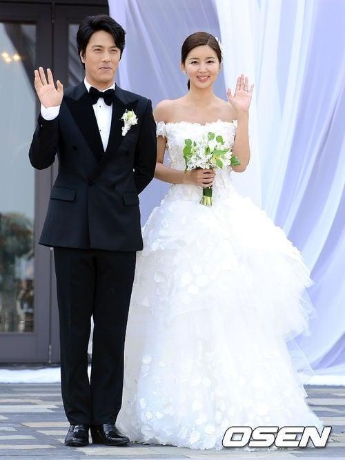 Yeon woo jin marriage not dating 9
