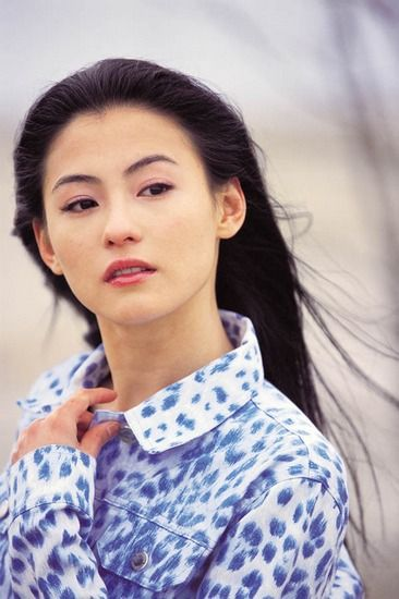 Cecilia Cheung (���������, Korean actress) @ HanCinema :: The Korean.