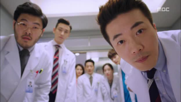 an episode of a medical drama A medical drama is a television program or film in which events center upon a  hospital, an ambulance staff, or any medical environment and most medical  episodes.