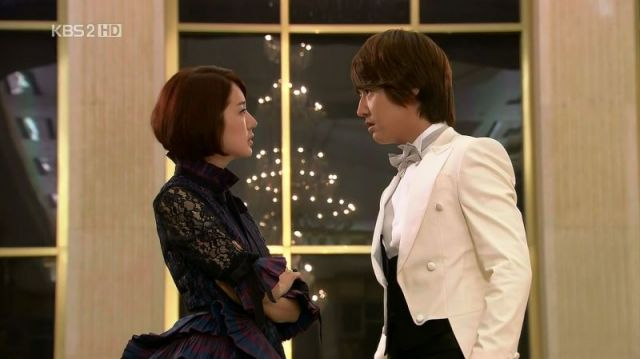My Fair Lady - Hye-na and Dong-chan