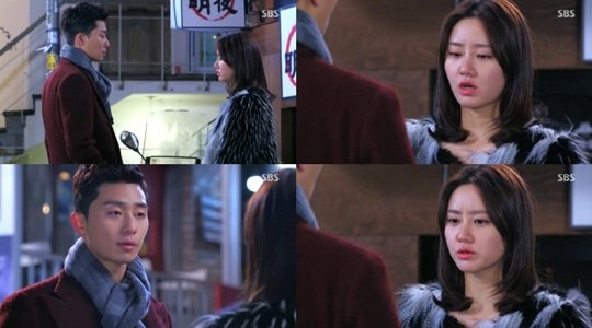Spoiler Kind Words Han Groo Drunkenly Confesses To Park Seo Joon