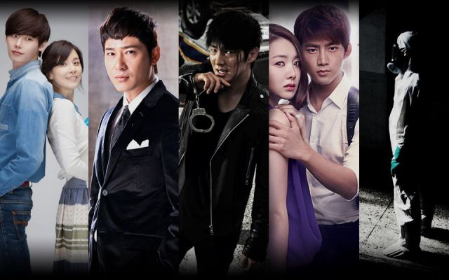 Orion's Best Of Dramas 2013
