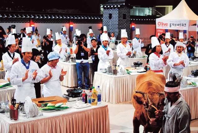 Le Grand Chef Korean Movie 2007 식객 Hancinema The Korean