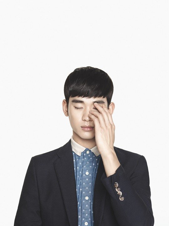 dde08d7211ef Fashion brand ZIOZIA conducted the 2014 summer pictorial with Kim Soo-hyun.
