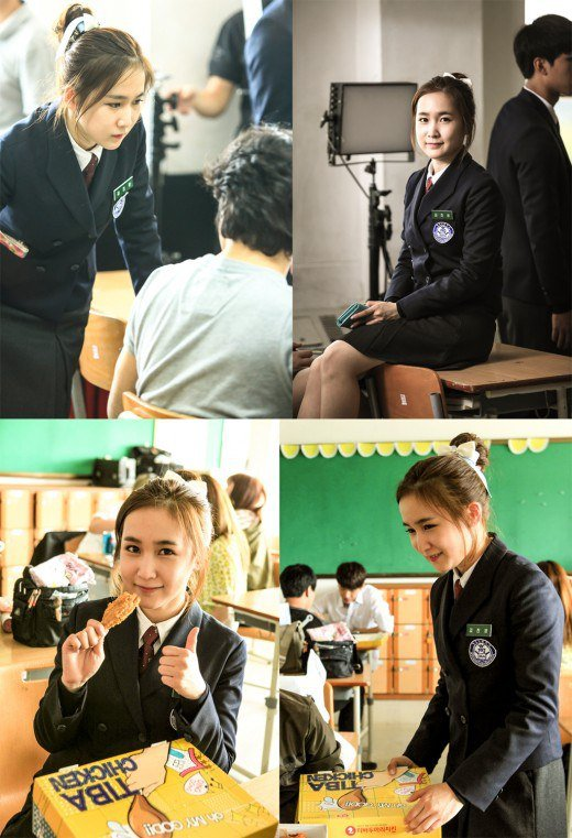 High School Love on Korean Drama Drama Quot High School Love