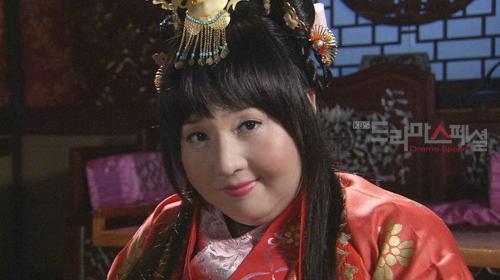 Hwapyeong Prinzessin Gewichtsverlust koreanisches Drama