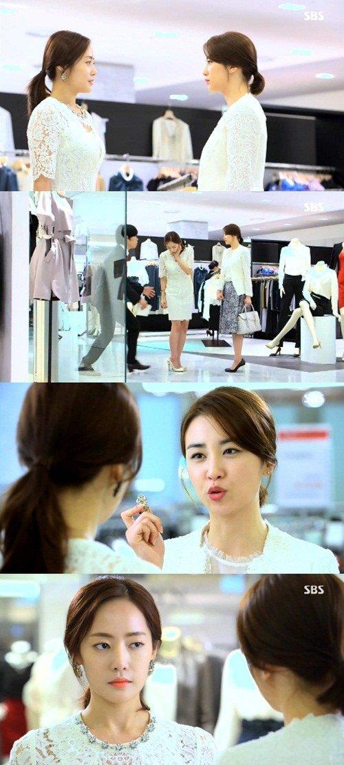 Spoiler Quot Temptation Quot Park Ha Sun Slaps Yoon Ah Jung