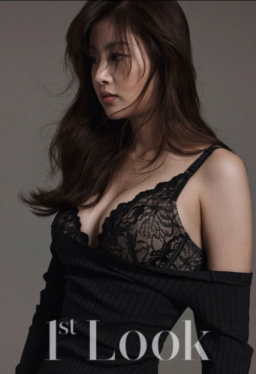 [Photos] Kang So-ra's luxurious lingerie shoot @ HanCinema ...