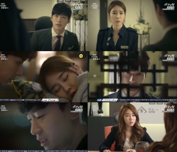Spoiler] Added episode 14 captures for the Korean drama 'My