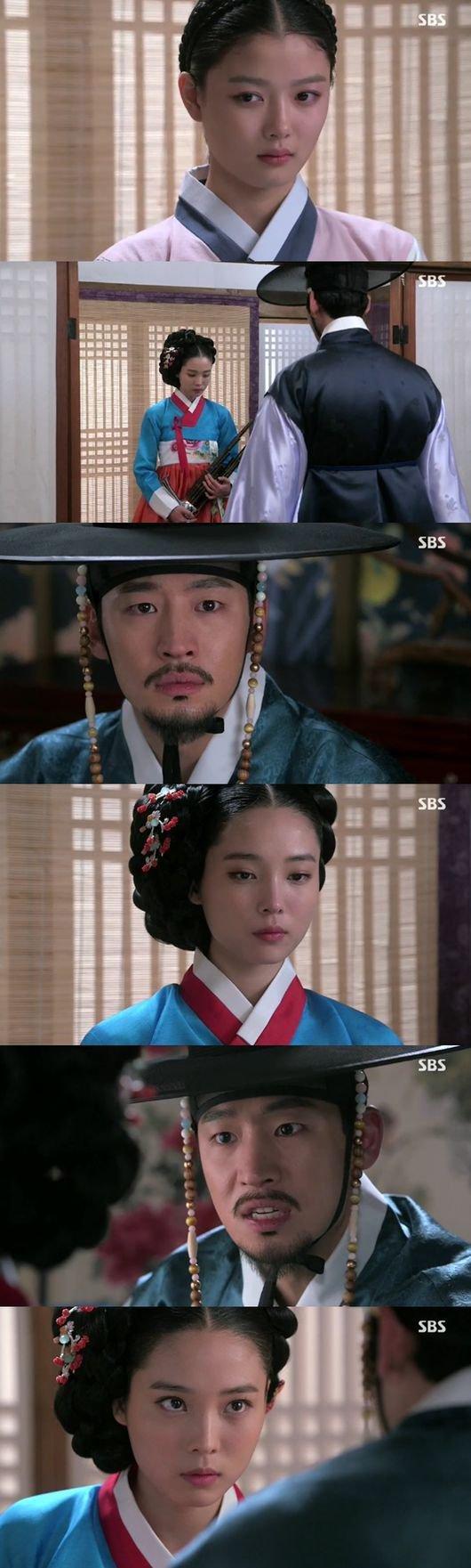"""Spoiler] """"Secret Door"""" Lee Je hoon and Yoon So hee reunited in 3"""